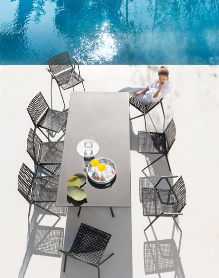 Branch Square Bistro Table by Tribù