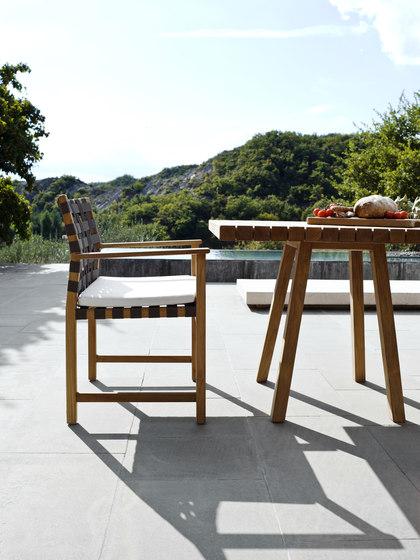 Vis à Vis Dining table by Tribu