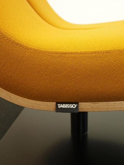 Typographia Chair di TABISSO