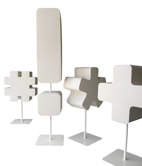 Typographia Lamp by TABISSO