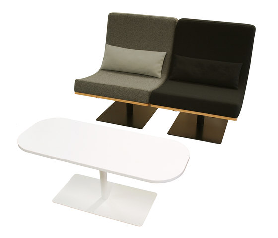 Unita Chair large by TABISSO