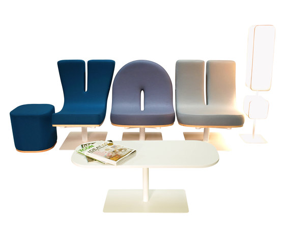 Unita Table by TABISSO