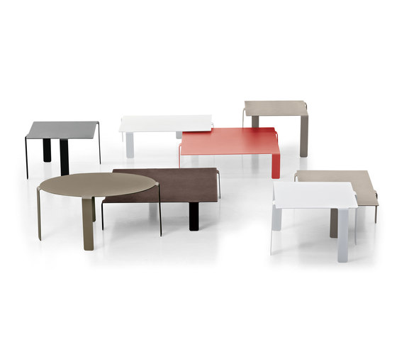 Pets tables di Busnelli