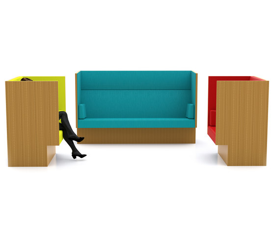 Mute Sofa di Horreds
