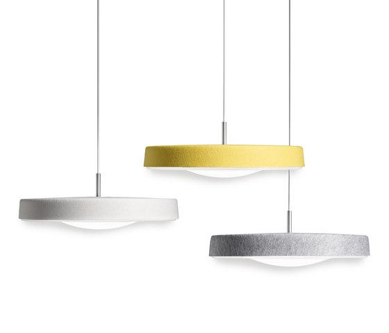 Noa 500 LED pendant von Valoa by Aurora