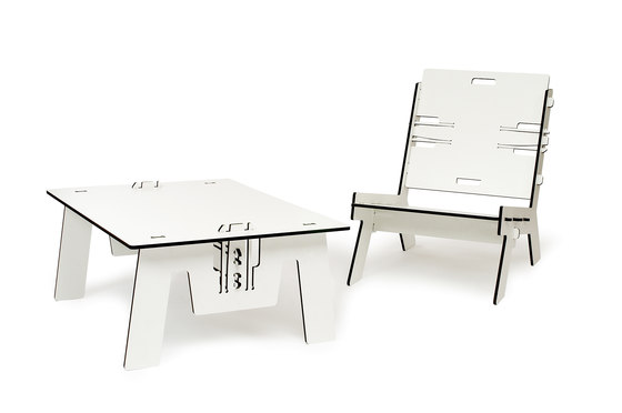 CLICLOUNGETABLE TRESPA by PeLiDesign