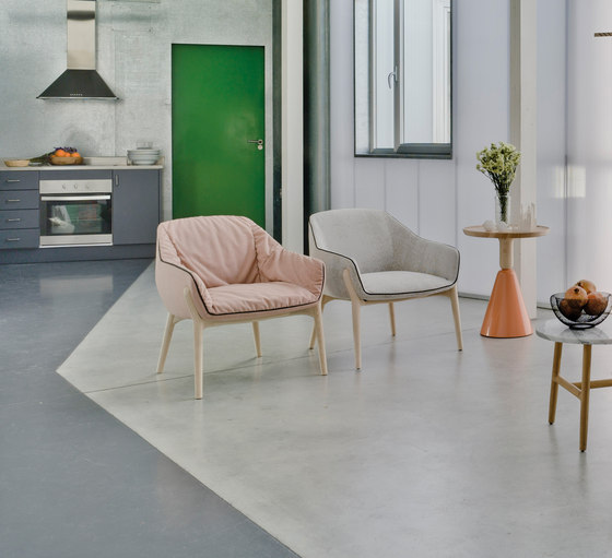 Nido Chair With Wheels di Sancal