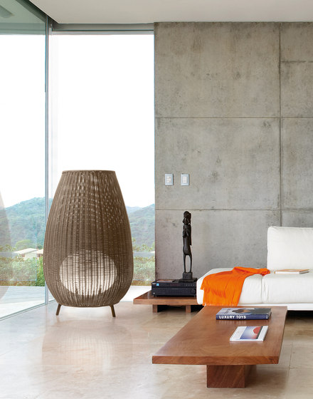 Amphora 03 floor lamp by BOVER