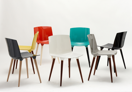 The Andersen Chair by Brodrene Andersen