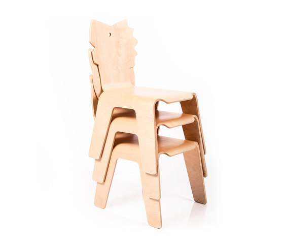 Chair Creatures beaver di Riga Chair