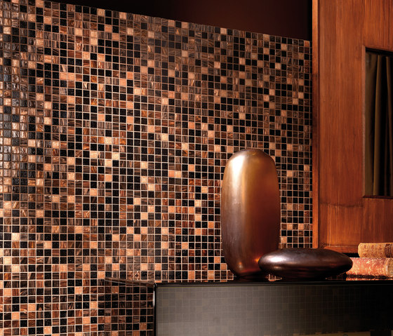 Cromie 20x20 Wellington Oro by Mosaico+