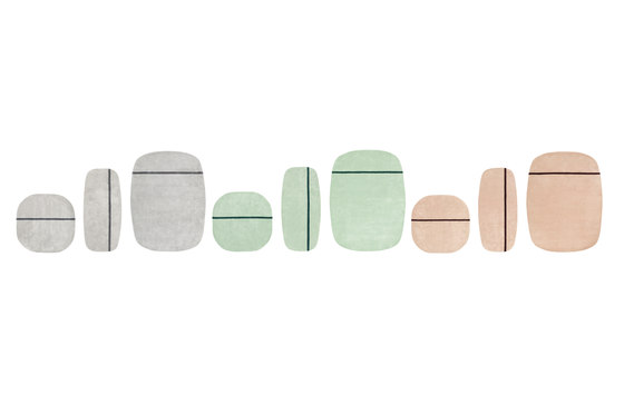 Oona 175 x 240 mint by Normann Copenhagen