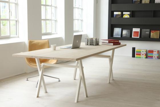 N e t 400 individual desks from ma u studio architonic - Tavolo da studio ...