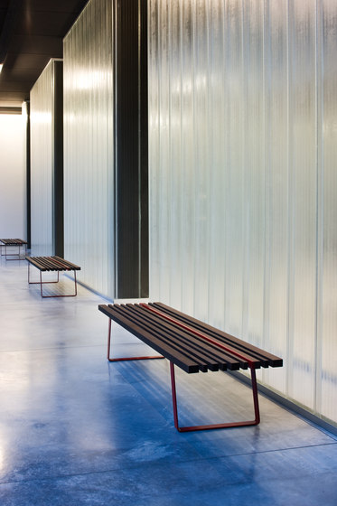 Line Bench by La Cividina