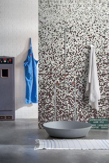 Sfumature 20x20 Mercurio by Mosaico+