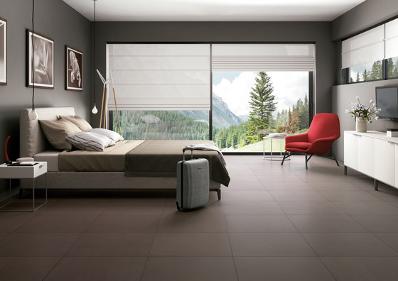 Sistem N Neutro Nero Mosaico by Marazzi Group