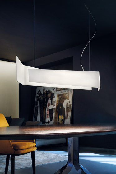 SVEVA Suspension lamp by Karboxx