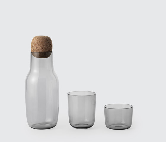 Corky | low glasses by Muuto