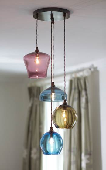 Pendant Chandelier von Curiousa&Curiousa