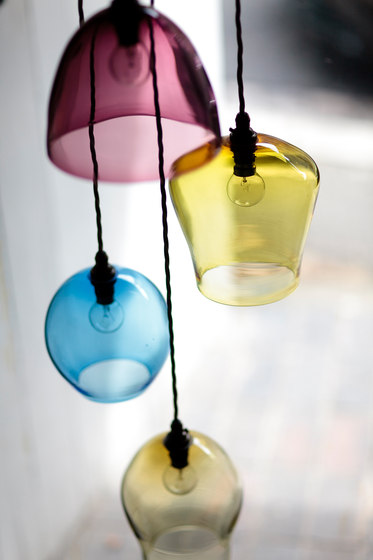 Pendant Chandelier by Curiousa&Curiousa
