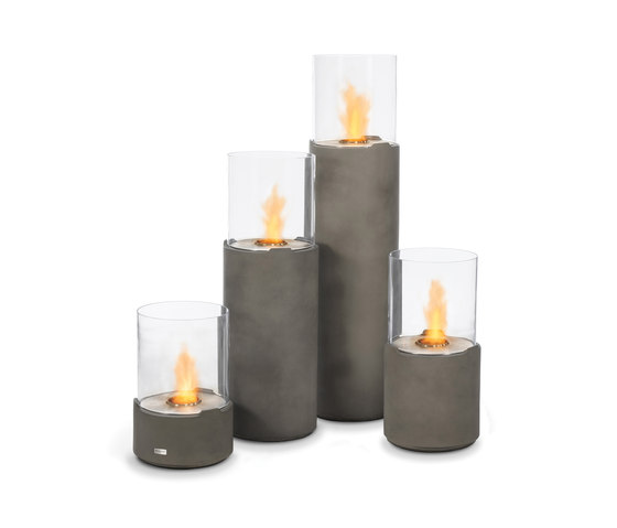 Lighthouse Series by EcoSmart™ Fire