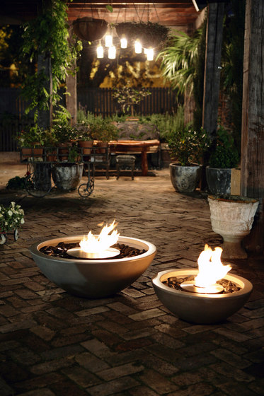 MIX Fire Bowls di EcoSmart™ Fire