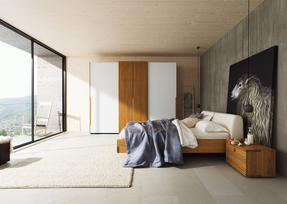 nox bed by TEAM 7