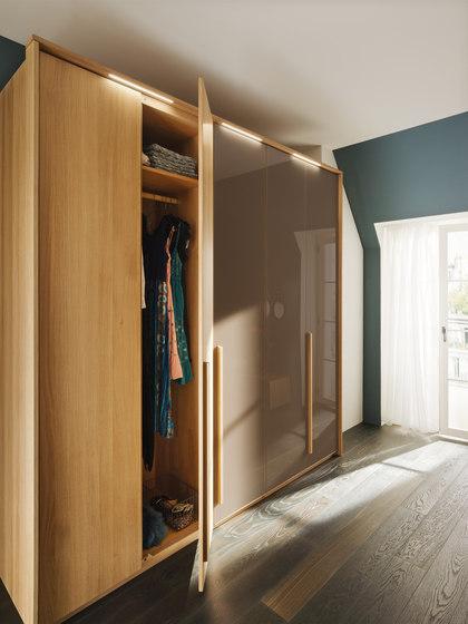 soft wardrobe system by TEAM 7