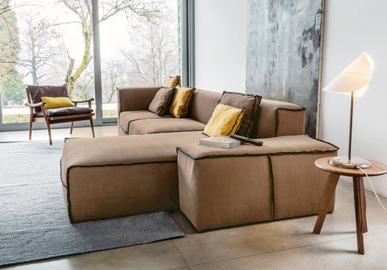 Xsmall 235 Sofa by Vibieffe