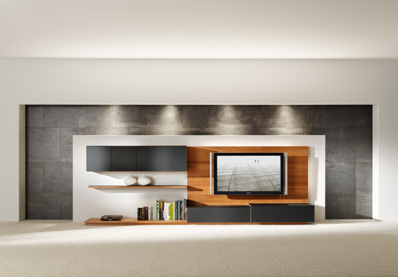 cubus wall storage system by TEAM 7