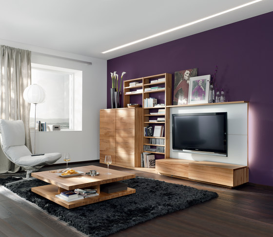 cubus living room by team 7 cubus wall storage system