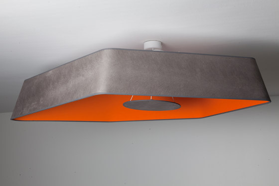 Nenuphar Ceiling lamp small by designheure