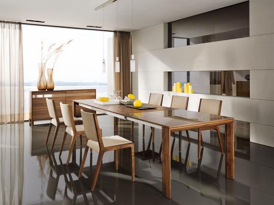 eviva table t lescopique de team 7 produit. Black Bedroom Furniture Sets. Home Design Ideas