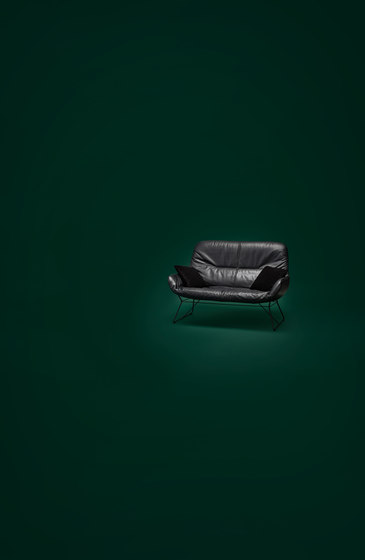 Leya Armchair Low by Freifrau Sitzmöbelmanufaktur