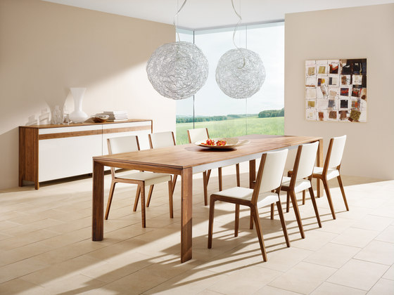eviva chair by TEAM 7