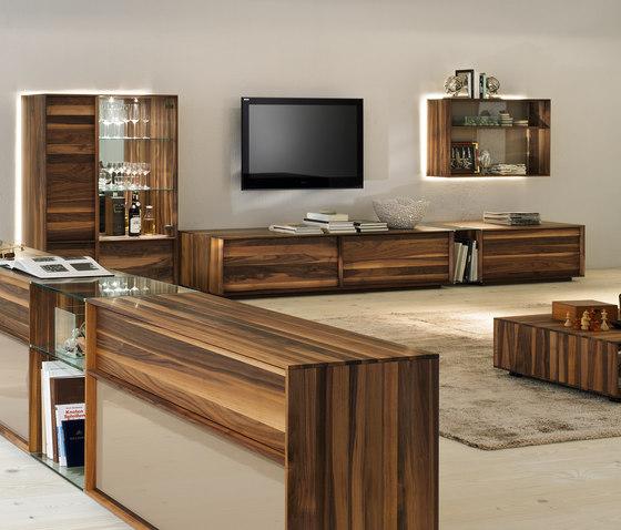 lux credenze sala da pranzo di team 7 lux highboard prodotto. Black Bedroom Furniture Sets. Home Design Ideas