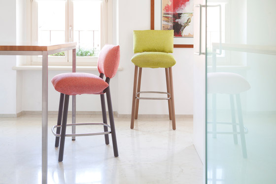 Pillow Barstool A by Accademia