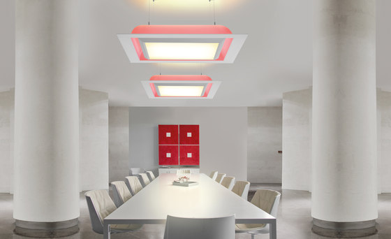 Econe® Hybrid Recessed ceiling and wall luminaires by RZB - Leuchten