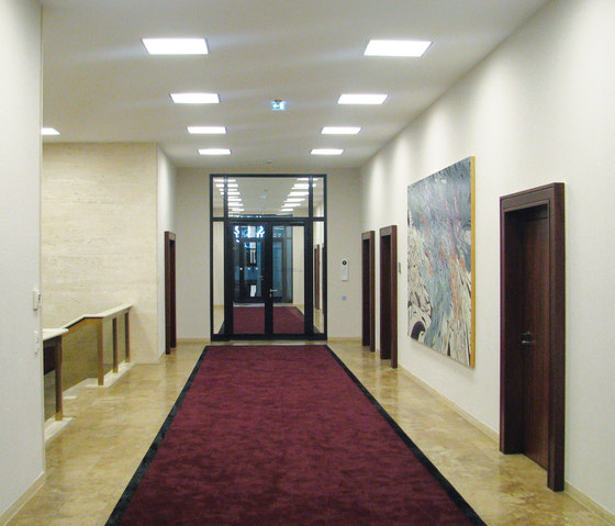 Parledo Recessed ceiling luminaires by RZB - Leuchten