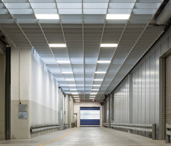 Parledo Einbauflächenleuchte von RZB - Leuchten