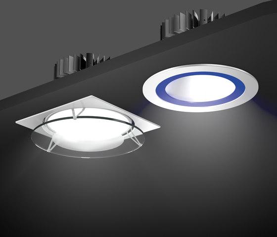 Pascala Square LED by RZB - Leuchten