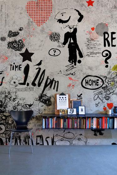 Monsieur Didot by Wall&decò