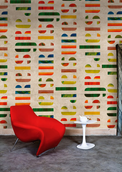 Leisure is great by Wall&decò