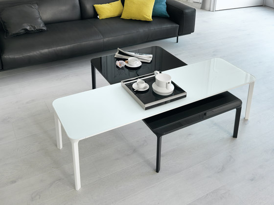 Slim Coffee Table H.37 Rectangular by Sovet