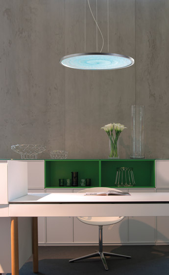 Sidelite Quad Ceiling and wall luminaires by RZB - Leuchten