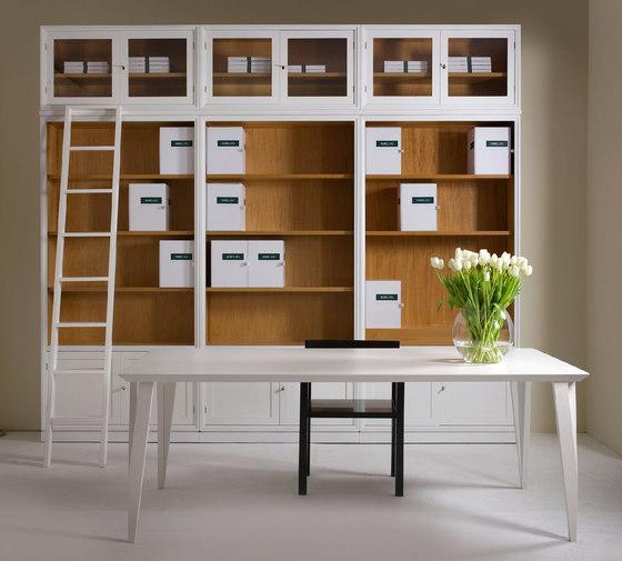 Modulo 900 di morelato libreria giorno vetro prodotto - Morelato mobili ...
