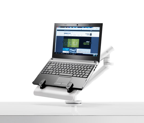Laptop Mount by Colebrook Bosson Saunders
