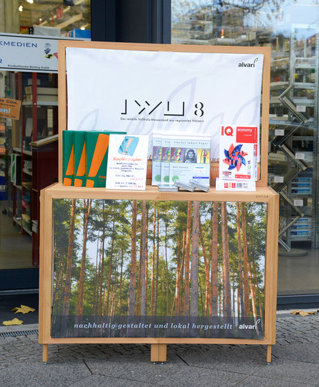 Fair display by Alvari