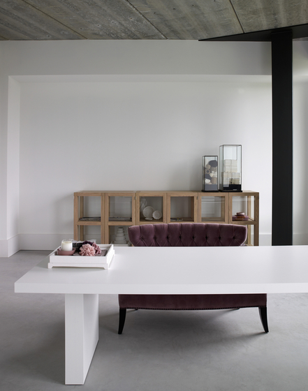 GERRIT dining table by Piet Boon