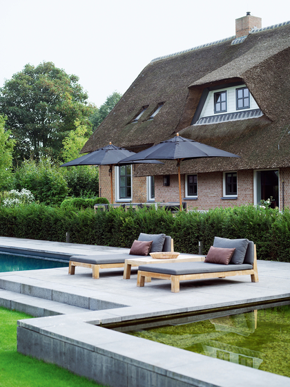GIJS daybed outdoor de Piet Boon